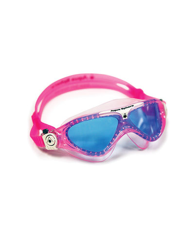 Aqua Sphere Vista Junior Kinder Schwimmbrille pink