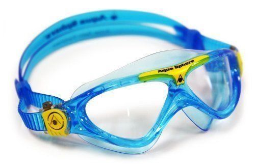 Aqua Sphere Vista Junior Kinder Schwimmbrille blau